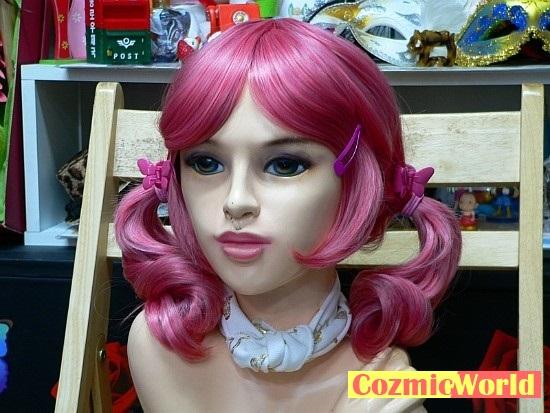 クッキーラン プリンセスの味のクッキー キャラウィッグ