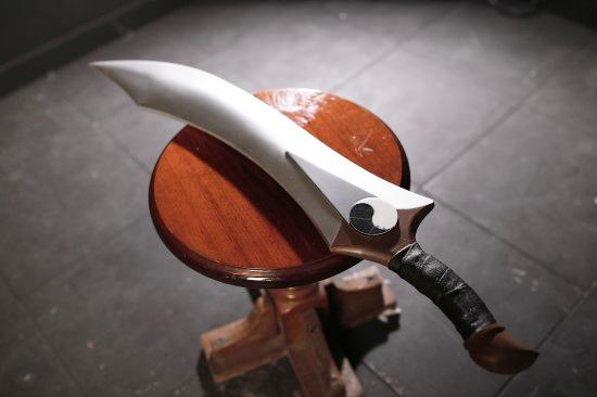 コスプレ武器 剣 製作