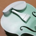 コスプレの小道具 バイオリン