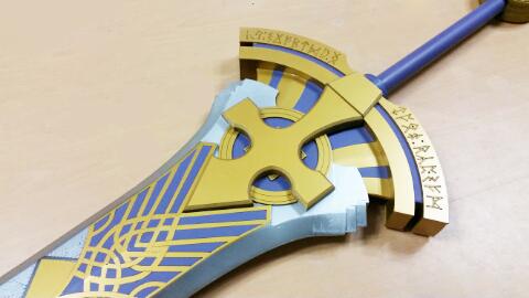Fate/Prototype コスプレ武器 剣 小道具