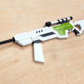 コスプレ武器銃製作