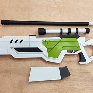 セブンナイツ 武器銃製作