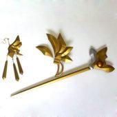 イヤリング アクセサリー コスプレ道具