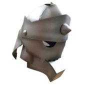鋼の錬金術師 アルフォンス・エルリック 防具類 コスプレ道具 造形物