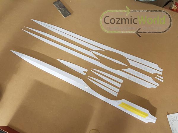 コスプレ造形物製作 COZMICWORLD1