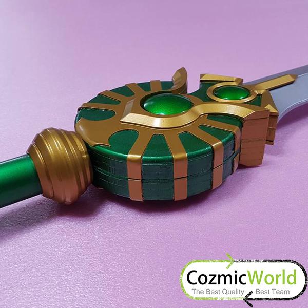 魔法騎士レイアース 造形物 製作