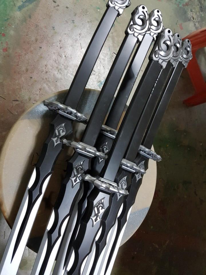 ニーア オートマタ ヨルハ二号B型 日本刀