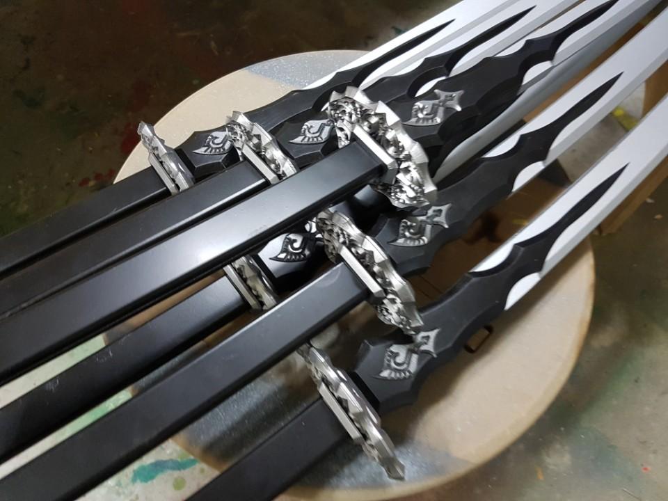 ニーア オートマタ 日本刀