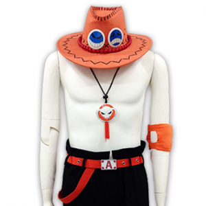 ONE PIECE ポトガス.D.エイス コスプレ衣装