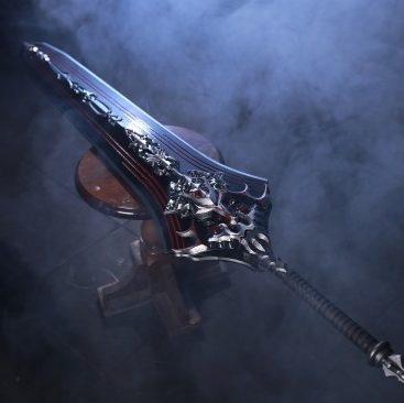 コスプレ武器大剣類製作記録
