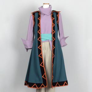 遊戯王 THE DARK SIDE OF DIMENSIONS 藍神 コスプレ衣装