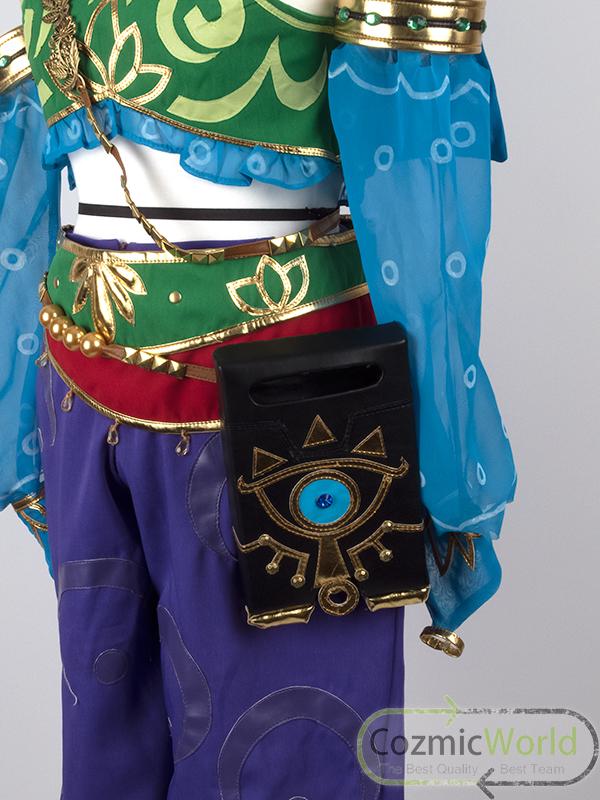 ゼルダの伝説 ブレスオブザワイルド リンク コスプレ衣装