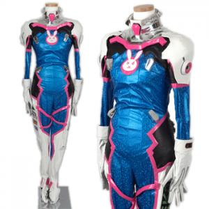 OVERWATCH ディーバ スーツ