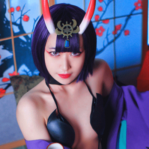 Fate/Grand Order 酒呑童子 コスプレ衣装