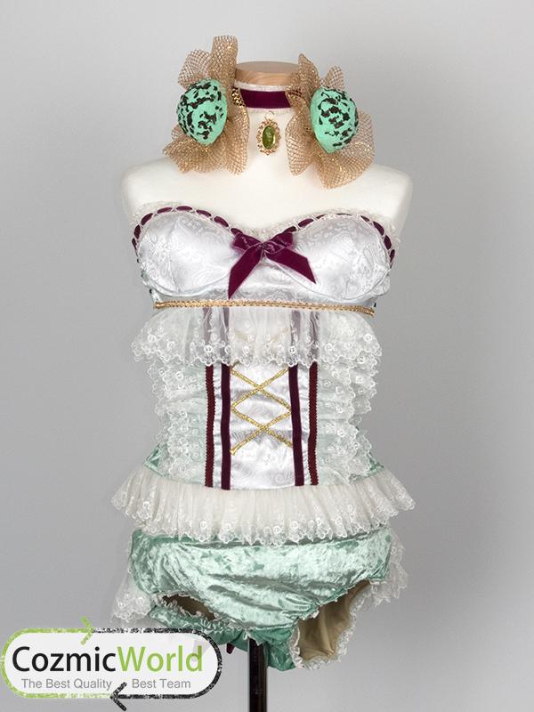 早紀蔵 Ice cream チョコミント コスプレ衣装