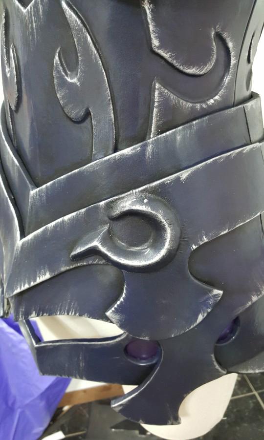 シュ・キリエライト 甲冑
