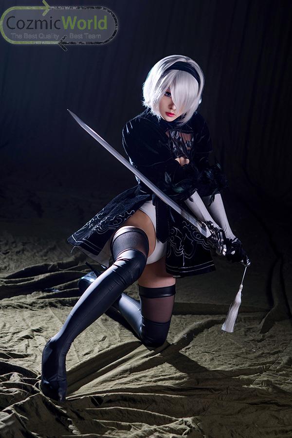 NieR:Automata 2B コスプレ衣装