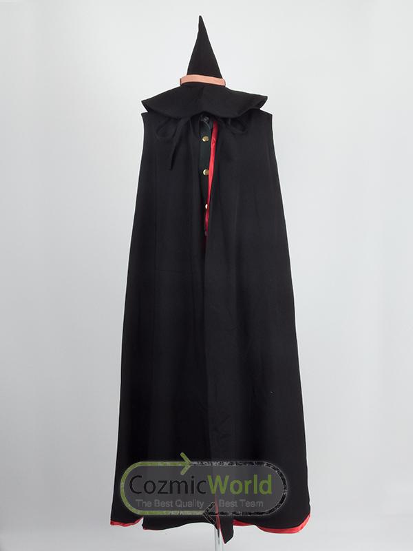 ダンガンロンパv3 夢野秘密子 コスプレ衣装