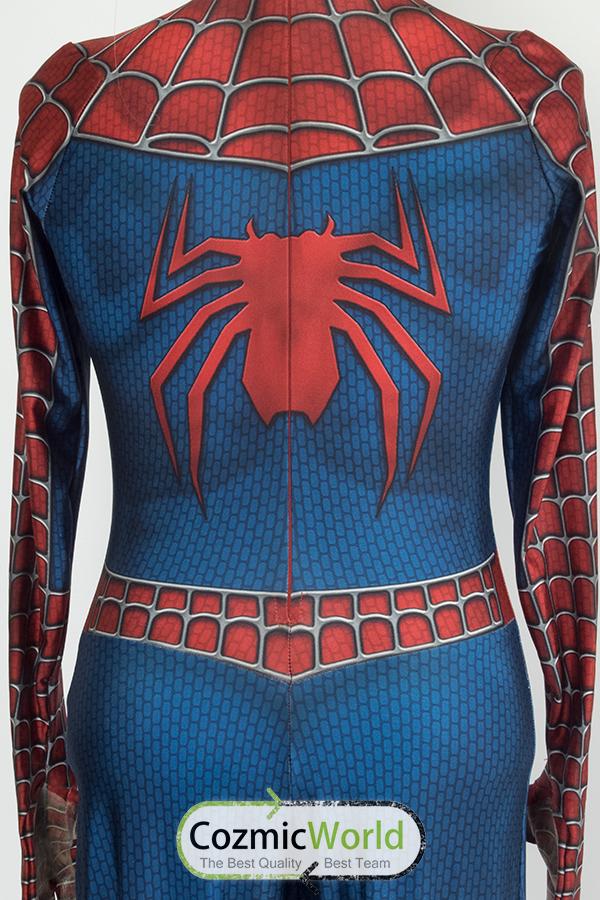 Spider-Man スーツ コスプレ衣装