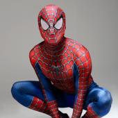 Spider-Man スーツ 素材