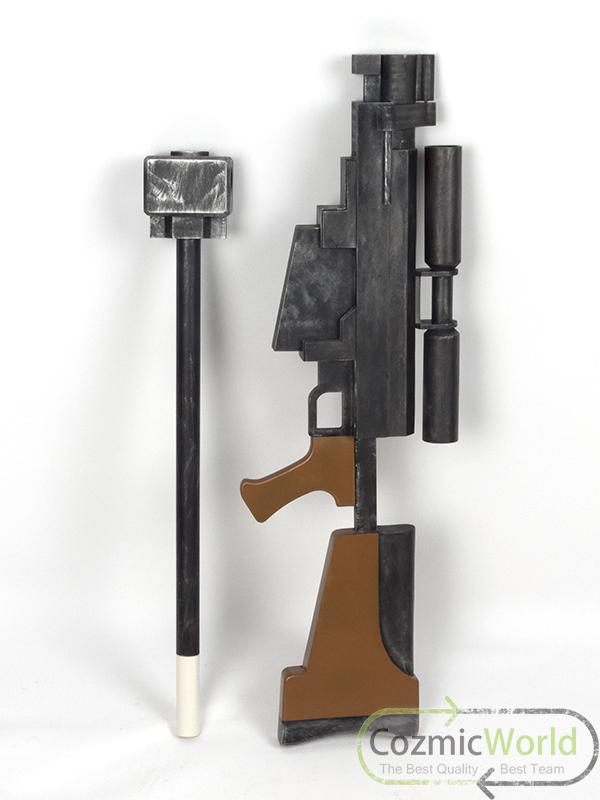 銃 武器 製作