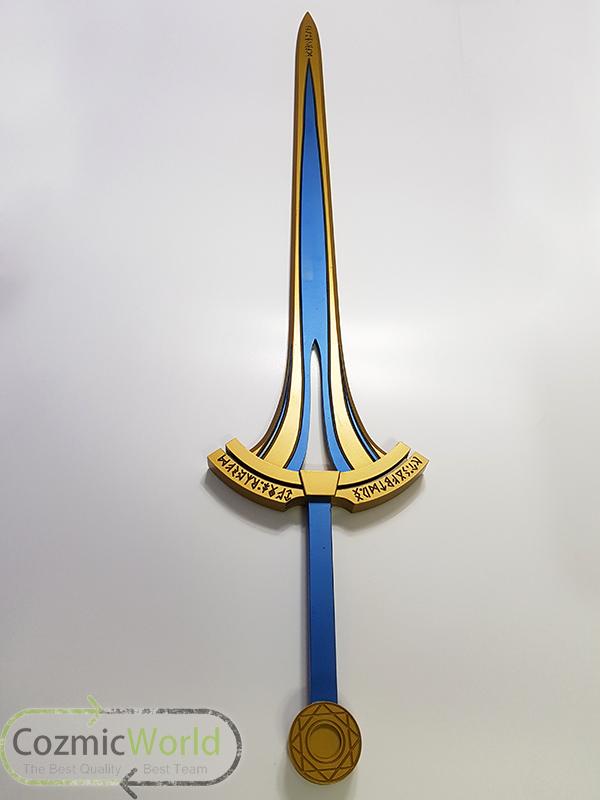 フェイト/プロトタイプ セイバーエクスカリバー 剣 製作