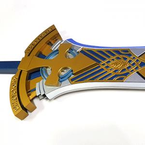 Fate/Prototype セイバーエクスカリバー 剣 製作