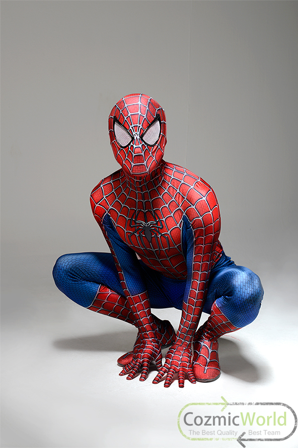 spider man素材
