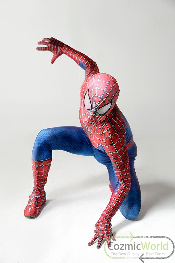 スパイダーマン コスプレ