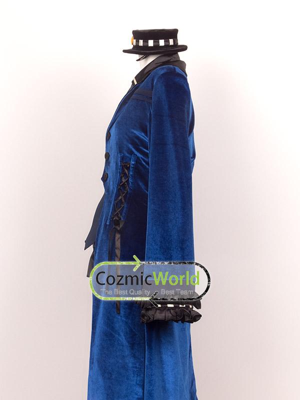 ベロア素材 コスプレ衣装