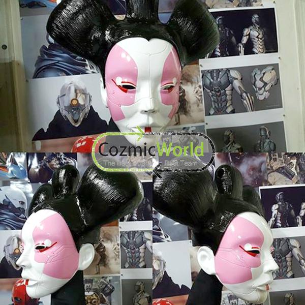 ゴースト・イン・ザ・シェル 芸者ロボット マスク
