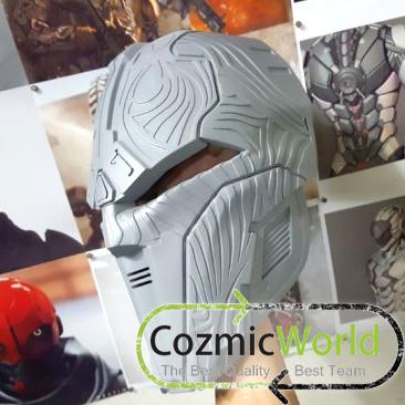 スター・ウォーズ Sith Acolyte マスク製作