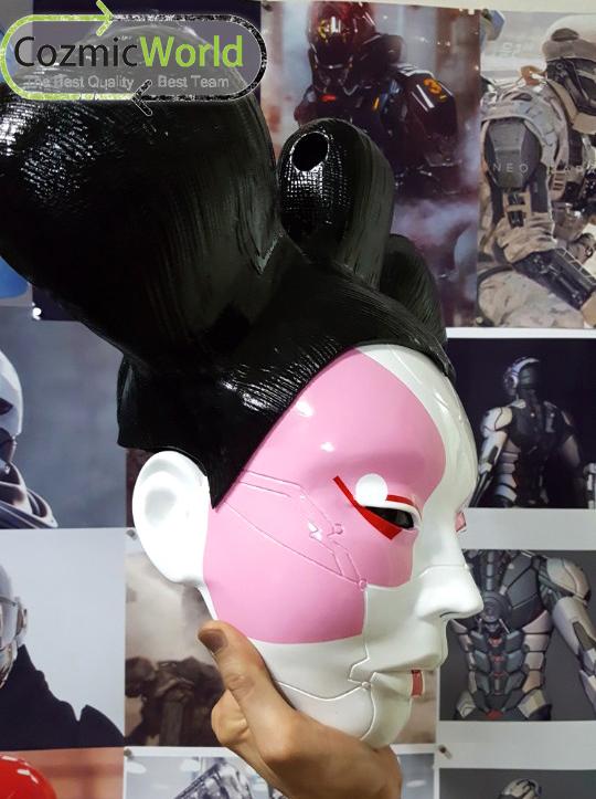ゴースト・イン・ザ・シェル 芸者ロボット 造形物製作