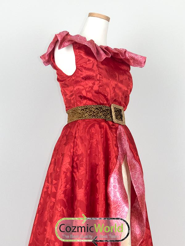 アバローのプリンセスエレナ エレナ コスプレ衣装