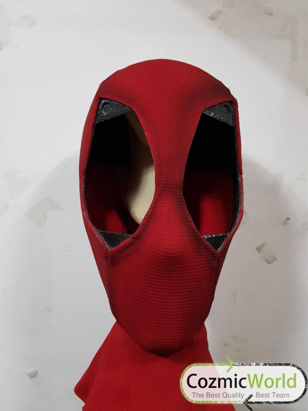 deadpool スーツ 製作