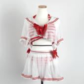 アイドルマスターシンデレラガールズ 島村卯月 コスプレ衣装