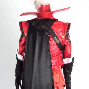 ファイナルファンタジー 赤魔道士アーティファクト コスプレ衣装