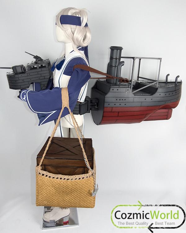 艦隊これくしょん -艦これ- 神威 コスプレ衣装