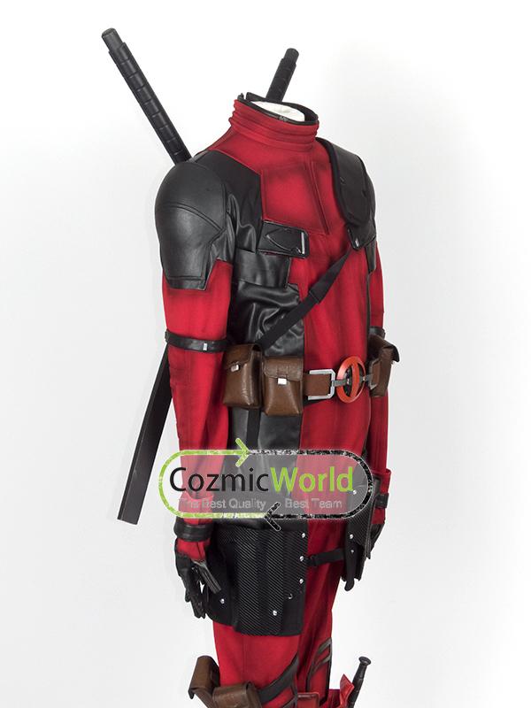 デッドプール deadpool 衣装製作