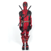 デッドプール deadpool 素材 衣装製作