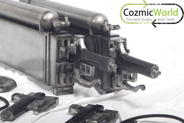 立体機動装置の作り方