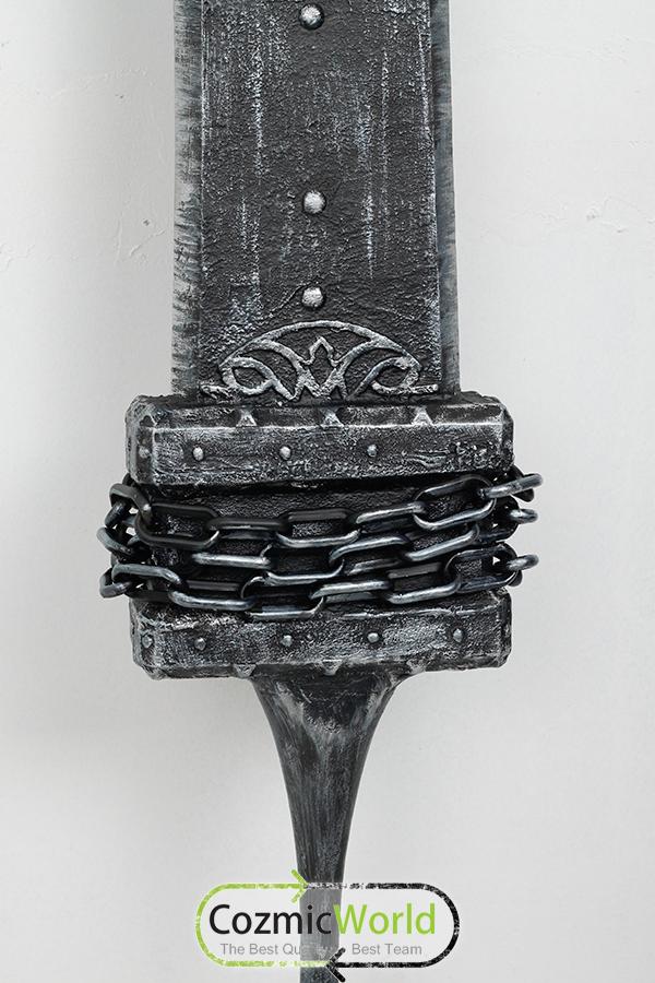 ニーア オートマタ 百獣の剣王 コスプレ小道具