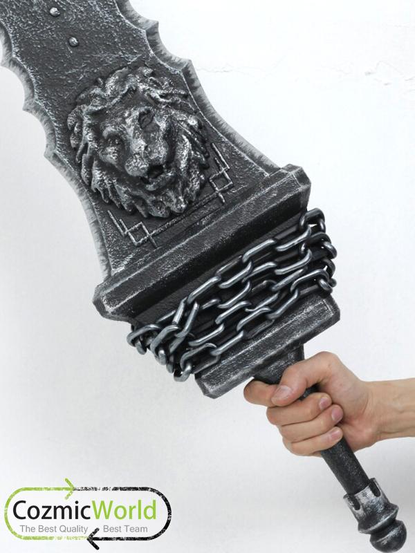 ニーア オートマタ 百獣の剣 コスプレ小道具