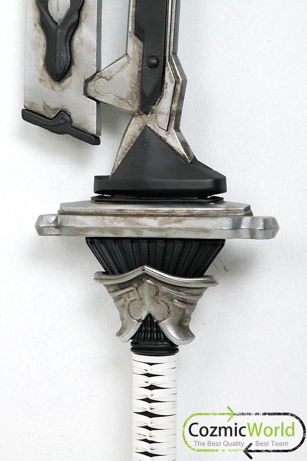 ニーア オートマタ 白の約定 コスプレ小道具 作成