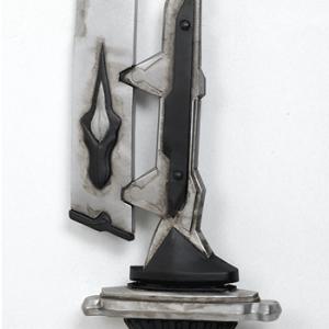ニーア オートマタ 白の約定 コスプレ小道具