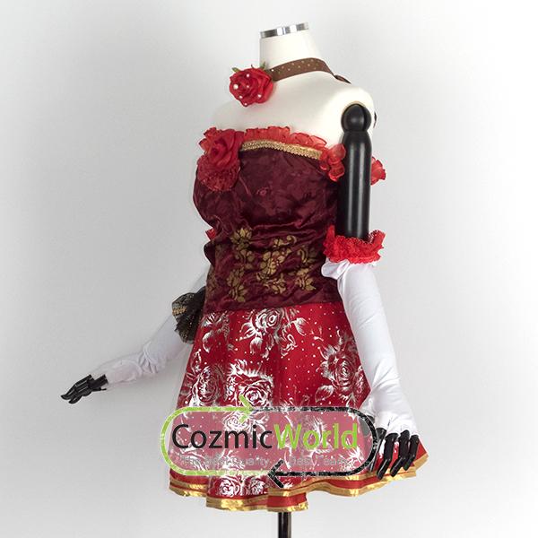 ラブライブ ドレス製作