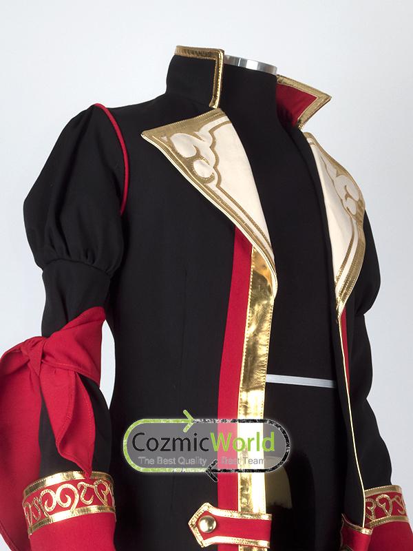 ドラゴンクエストXI カミュ コスプレ衣装