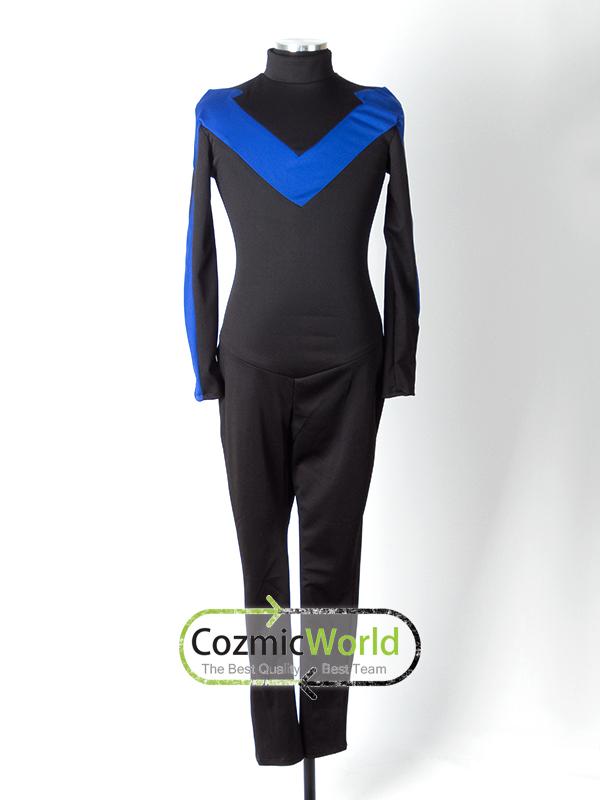 ナイトウィング バットマンスーツ