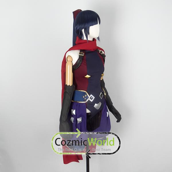 Fate/Grand Order 加藤段蔵 スーツ ウィッグ