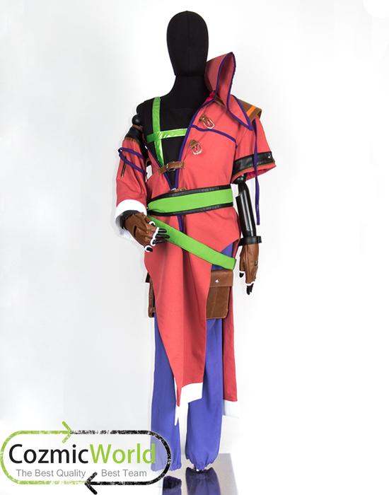 アラド戦記 ランチャー・ブラスター 風 コスプレ衣装